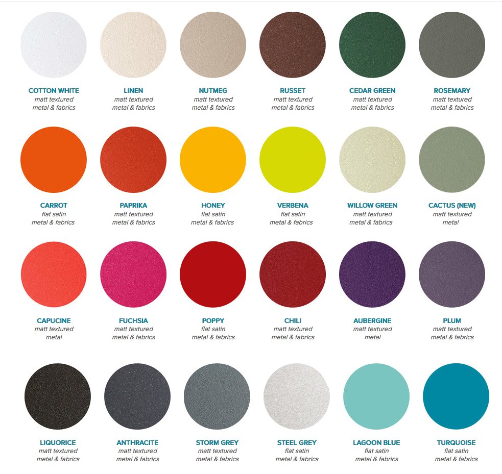 French bistro chairs metal - Color Chart