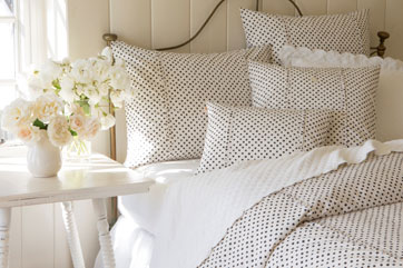 Dottie Bedding by Taylor Linens