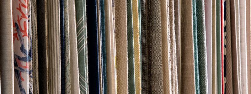 Fabrics Samples And Pillows American
