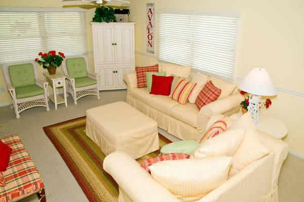 Cottage Furniture in Showhome