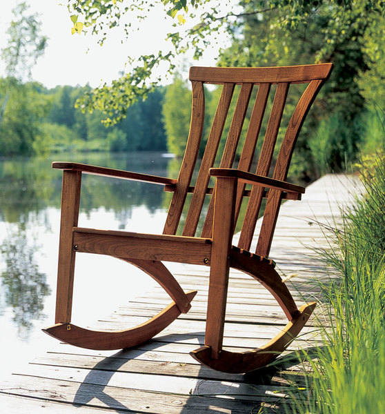 Porch Rockers | Adriondack Chair