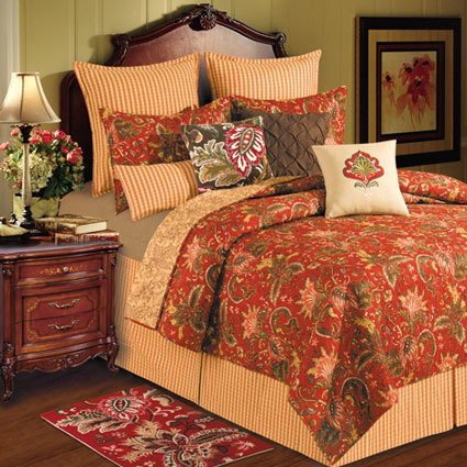 Constantine Quilt and Bedding | American Country Homestore