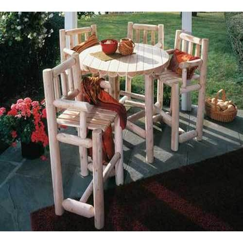Log Dining Furniture | Lodge Dining Chairs and Tables | American Country