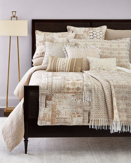Alanya Linen Bedding by Pine Cone Hill