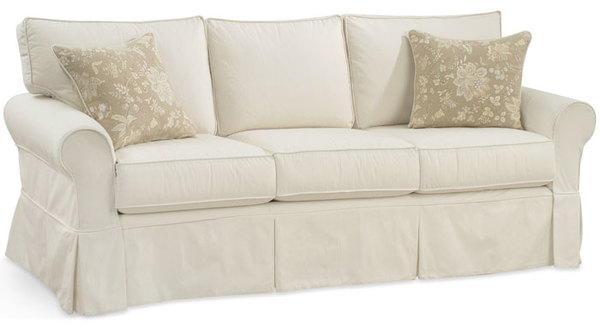 Alexandria Slipcovered Sofa