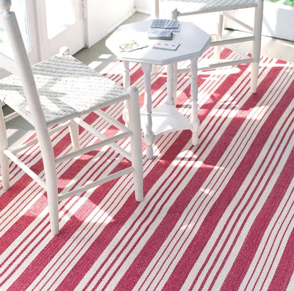 Rag Rugs | Brighten Your Home with Striped Cotton Rugs