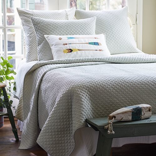 Boathouse Bedding by Taylor Linens