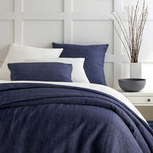 View products in the Chambray Linen Ink Bedding by Pine Cone Hill category