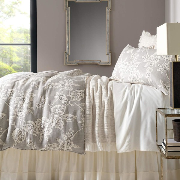 Charlotte Linen Bedding by Pine Cone Hill