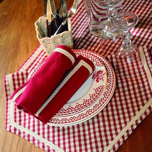 Authentic french tableware comptoir de famille - Table comptoir de famille ...