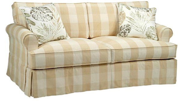 Emily Slipcovered Furniture