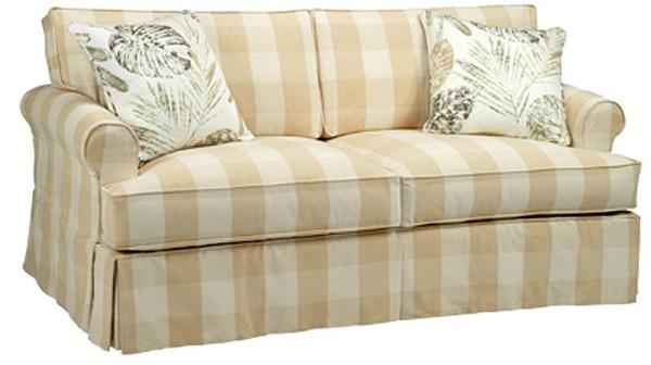 Emily Slipcovered Furniture