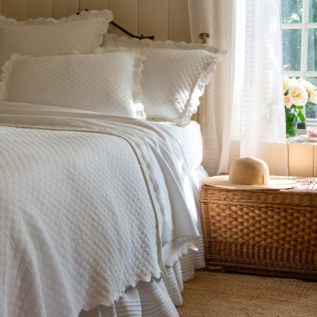 Evelyn Bedding by Taylor Linens