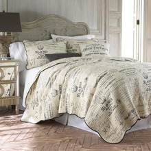 View products in the French Script Bedding category