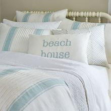 View products in the Island Aqua Linen Bedding by Taylor Linens category