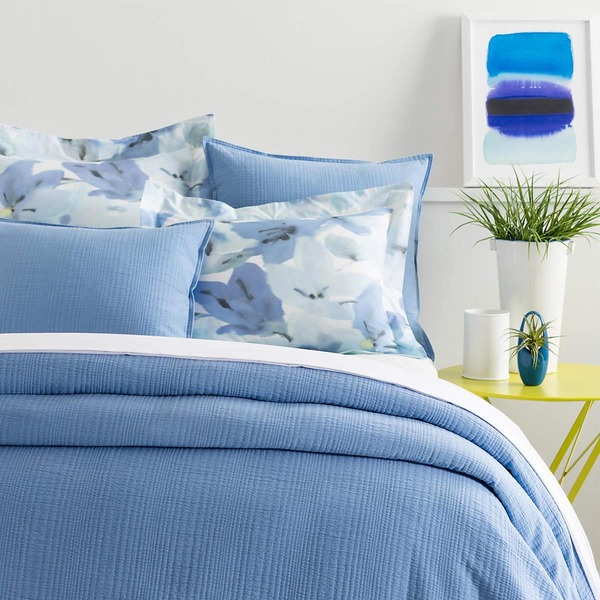Kelly French Blue Bedding by Pine Cone Hill