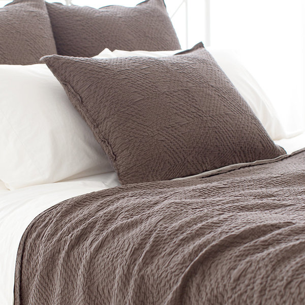 Kerala Java Matelasse Bedding by Pine Cone Hill