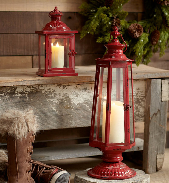 Lanterns, Candles and Accessories