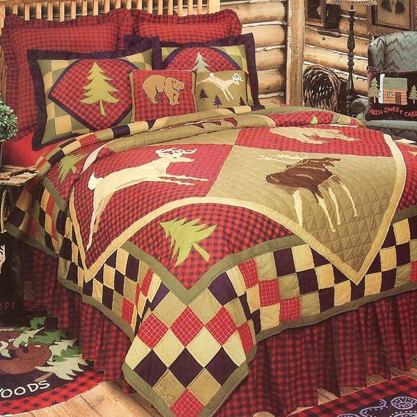 Lodge Quilts | American Country Homestore