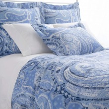 View products in the Lyric Paisley Blue Bedding by Pine Cone Hill category