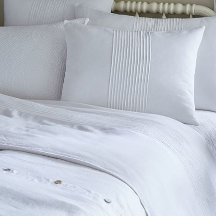 Mason Linen Bedding by Taylor Linens