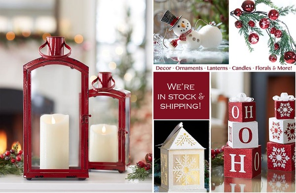 All Holiday Decorations & Ornaments