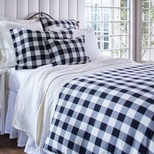 View products in the Parker Buffalo Check Duvet Bedding by Taylor Linens category