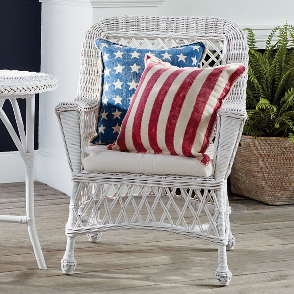 USA, Flag & Patriotic Throw Pillows