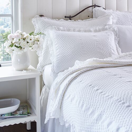 Savannah Bedding by Taylor Linens