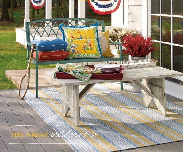 Indoor/Outdoor Rugs - CompanyC