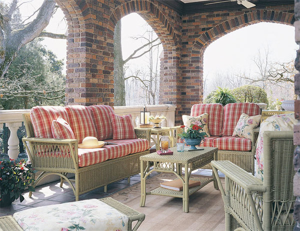 Windsor Wicker | Indoor Wicker Furniture | American Country