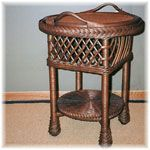 Wicker Tables | American Country