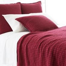 View products in the Boyfriend Garnet Matelasse Bedding by Pine Cone Hill category