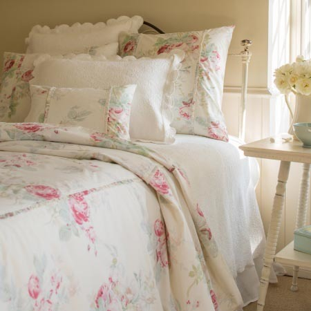 Taylor Linens Shore Rose Bedding