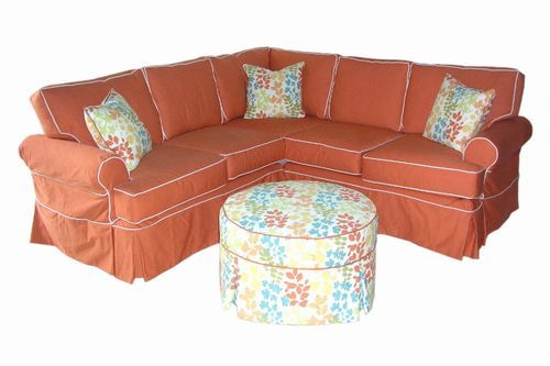 Emma Slipcovered Furniture
