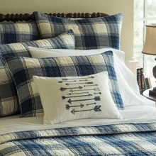 View products in the Elliot Plaid Bedding by Taylor Linens category