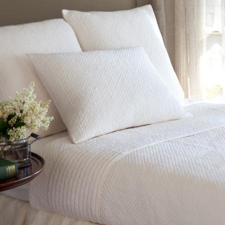 Grace Bedding by Taylor Linens