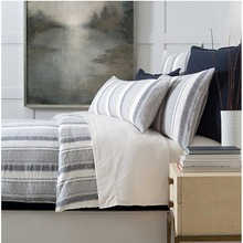 View products in the Hampton Ticking Linen Indigo Bedding by Pine Cone Hill category