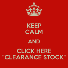 Table linens are on clearance!