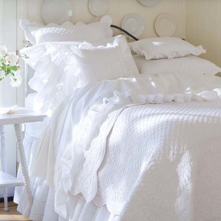 Laura Bedding by Taylor Linens