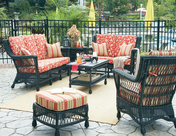 Legacy/ Outdoor Wicker/ American Country