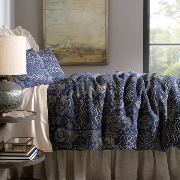 Marianna Linen Bedding by Pine Cone Hill