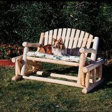 View products in the Cedar Log Furniture category