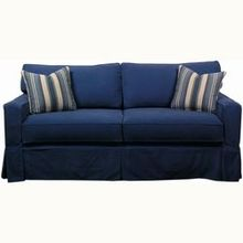 Caroline Slipcovered Sofa| American Country