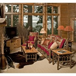 Genial Hickory Living Room Furniture