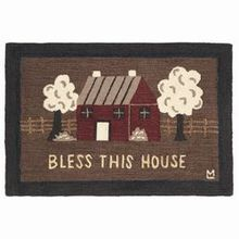 View products in the 2' x 3' Hooked Accent Rugs category