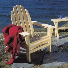 View products in the Cedar Adirondack Chairs and Tables category