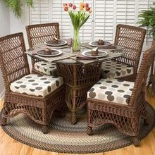 View products in the Wicker Dining Room Sets category