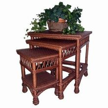 View products in the Wicker Tables category
