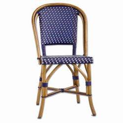 French Bistro Rattan Chairs